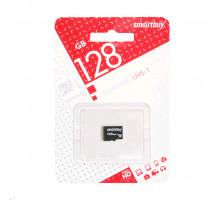128GB microSDXC UHS-I Class10 без адаптера SMARTBUY
