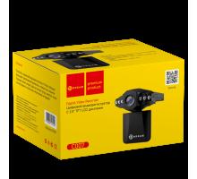 Видеорегистратор C007 (960p, угол обзора 270, AVI) черный DREAM