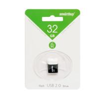 32GB USB LARA (SB32GBLARA-K) черный SMARTBUY