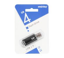 4GB USB V-CUT (SB4GBVC-K) черный SMARTBUY