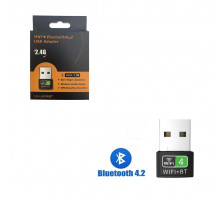 Wi-Fi адаптер LV-UW06BT (BLUETOOTH 4.2) 150MB/S черный BGN