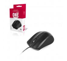 Мышь ONE SBM-352-K черный SMARTBUY