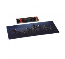 Коврик для мыши RUSH GEAR UP SBMP-21G-GU (900 x 400 x 3 mm) темно-синий SMARTBUY