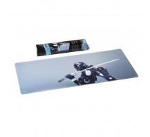 Коврик для мыши RUSH KATANA SBMP-20G-KA (900 x 400 x 3 mm) голубой SMARTBUY