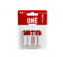 Элем.пит. LR6 AA 4BL (SOBA-2A04B-ECO) (4 ШТ) SMARTBUY ONE