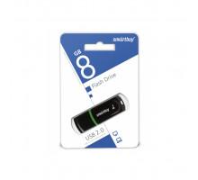 8GB USB PAEAN черный SMARTBUY