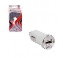 ЗУ авто LP-B2 USB 1A белый LIBERTY PROJECT