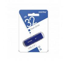 32GB USB DOCK (SB32GBDK-B) синий SMARTBUY