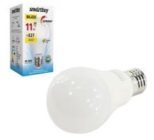 Светодиодная лампа A60-11W/3000/E27 теплый свет SMARTBUY