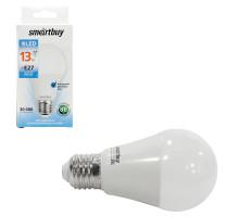 Светодиодная лампа A60-13W/6000/E27 холодный свет SMARTBUY