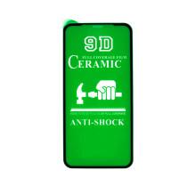 Стекло гибкое для i11 Pro/ i X/ i XS 9D черный CERAMICS ТЕХПАК (скидка 20 процентов)